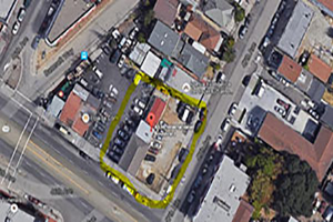 mixed-use property Oakland California Silver Hill Funding