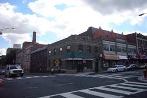 mixed-use property in Passaic, New Jersey Silver Hill Funding