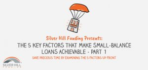 small-balance loans silver hill funding