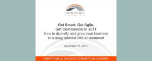 Commercial Webinar Silver Hill Funding