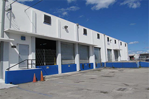 miami warehouse property - silver hill funding