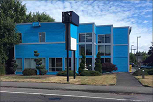 office property beaverton oregon - silver hill funding, llc