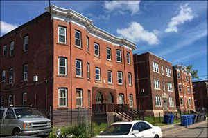 multifamily property hartford connecticut - silver hill funding, llc