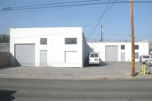 artesia, california light industrial property - silver hill funding