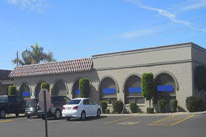 scottsdale arizona office property silver hill funding