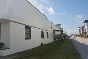 Warehouse property Tampa, Florida - Silver Hill Funding