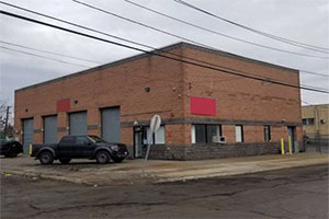 Light Industrial property, Garden City Park, New York - Silver Hill Funding